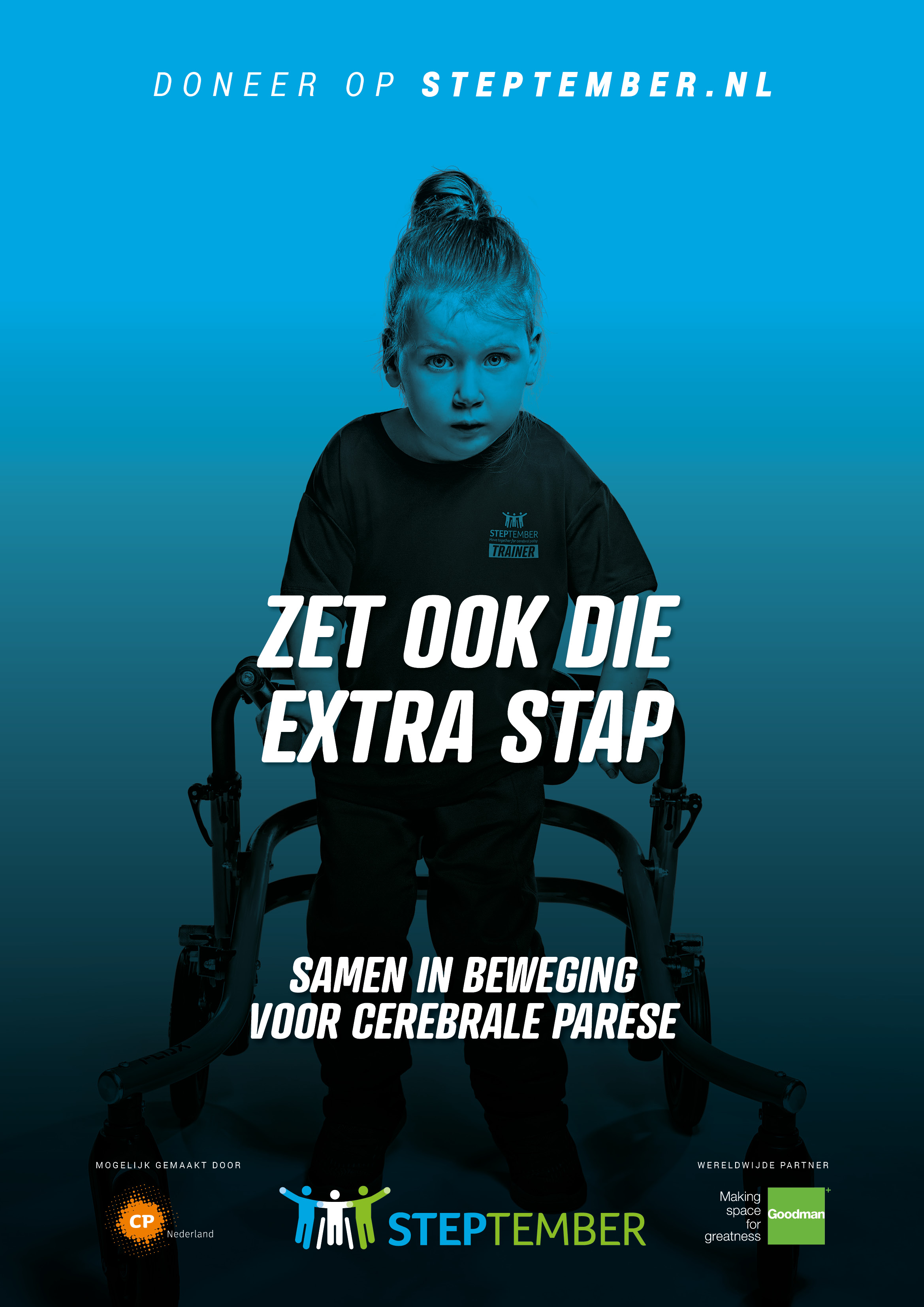Steptember poster NL donaties 2