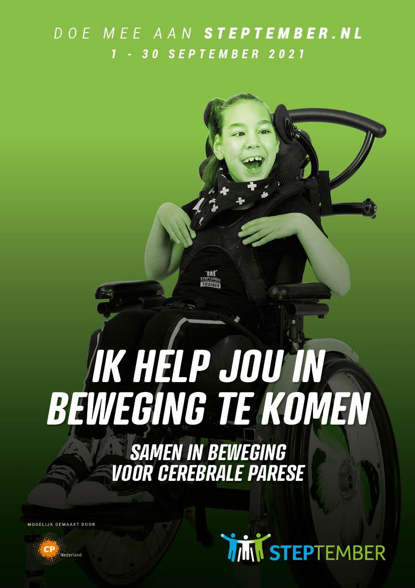 STEPtember poster NL 2