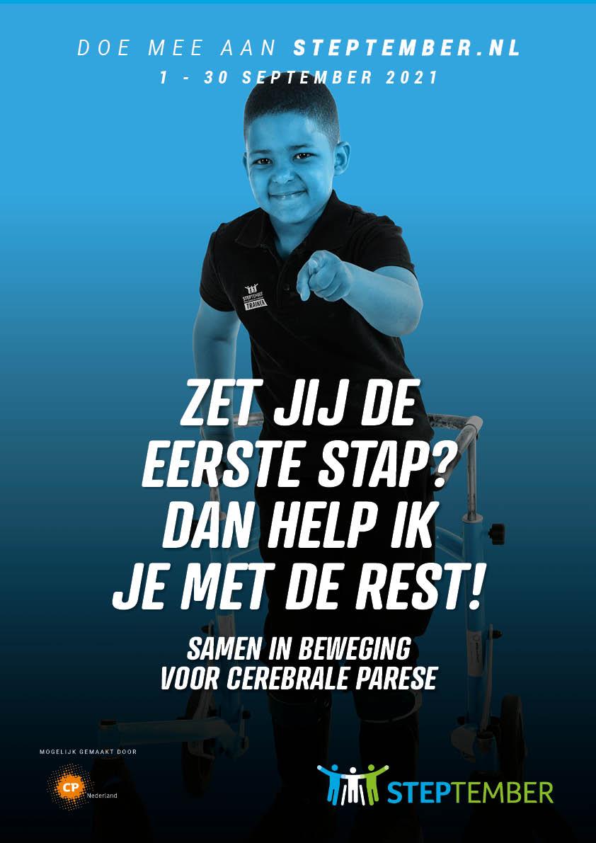 STEPtember poster NL 3