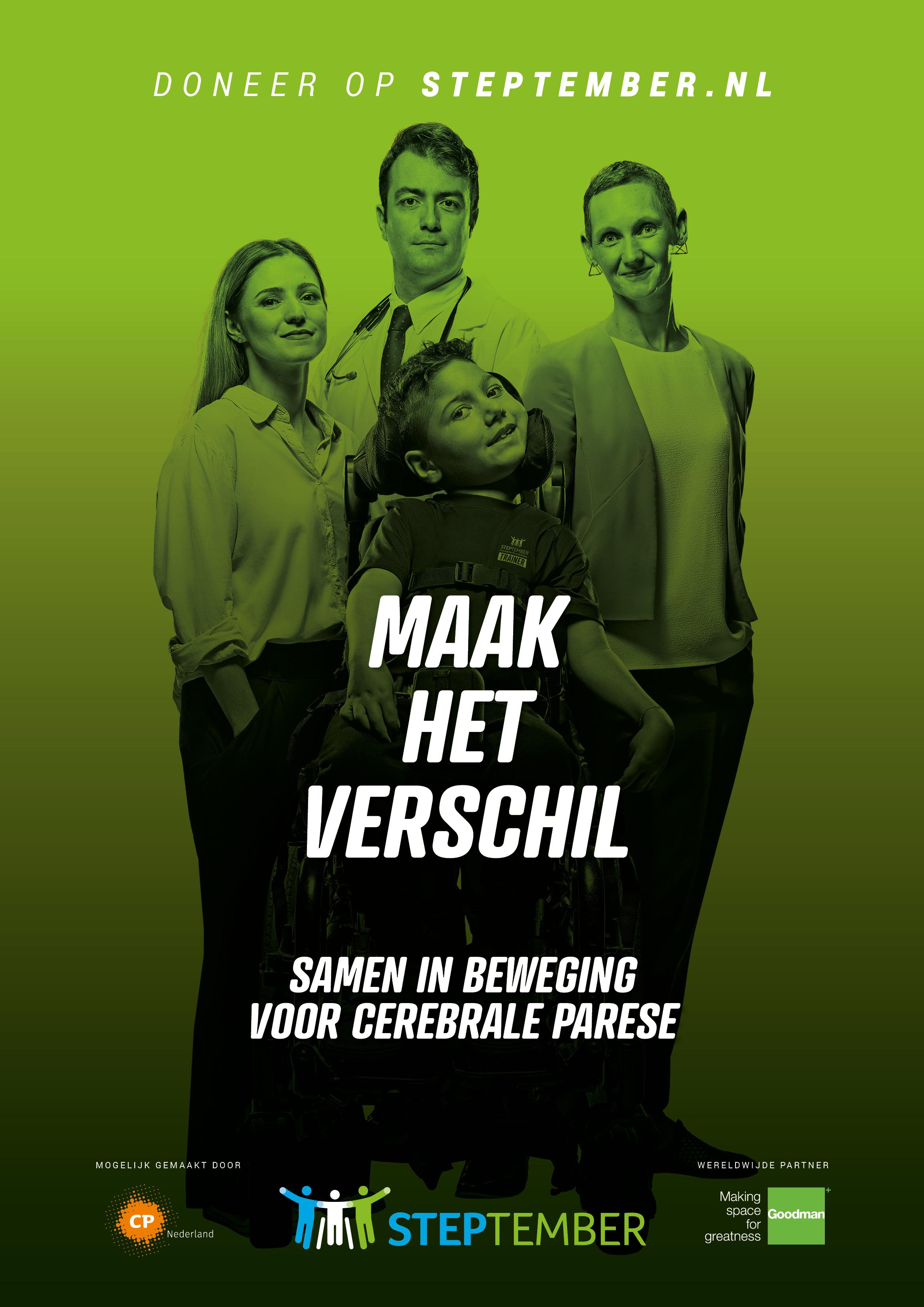 Steptember poster NL donaties 1