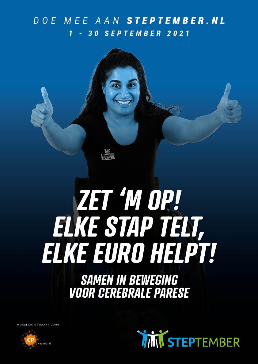STEPtember poster NL 4