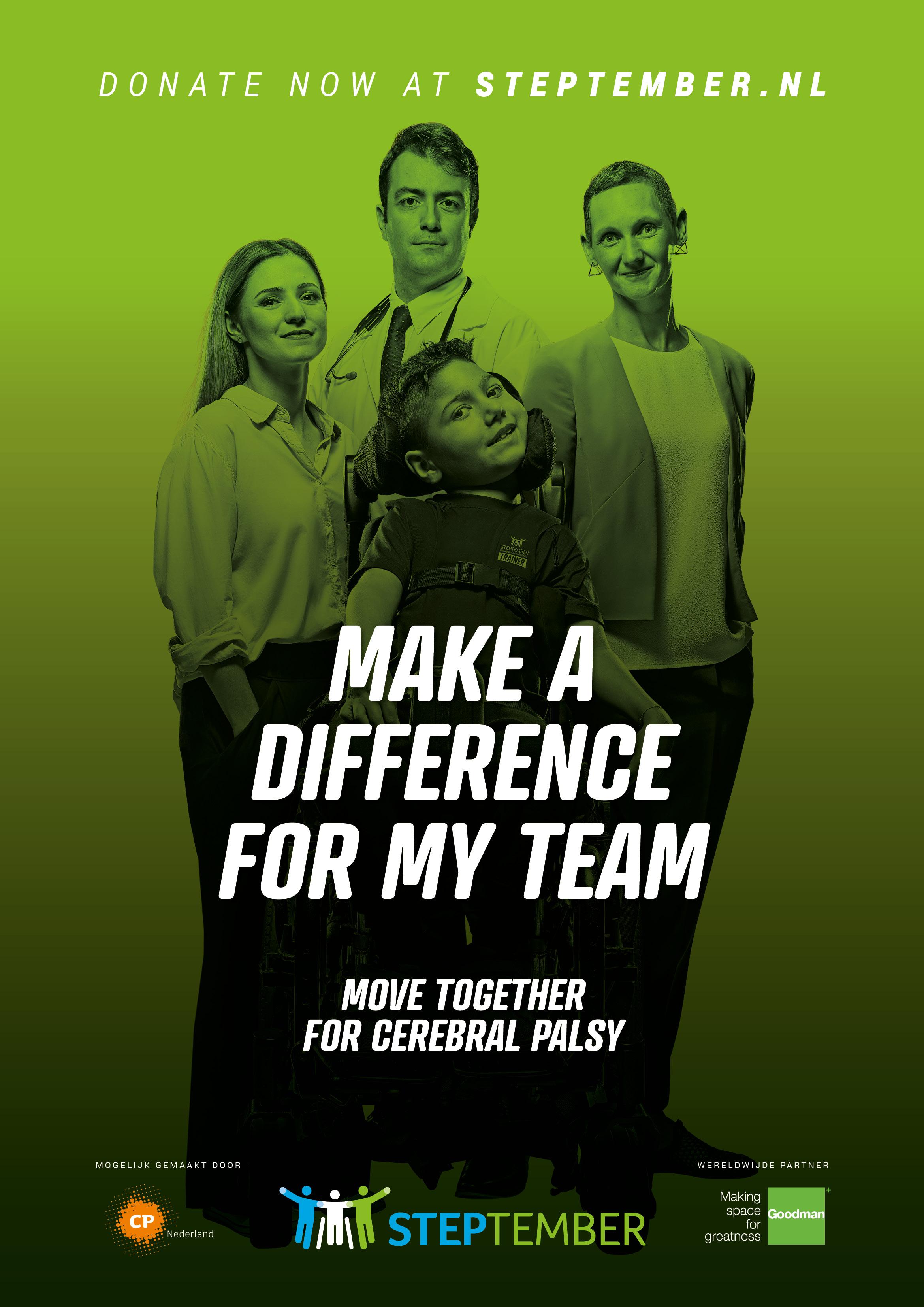 Steptember poster EN donatie 1
